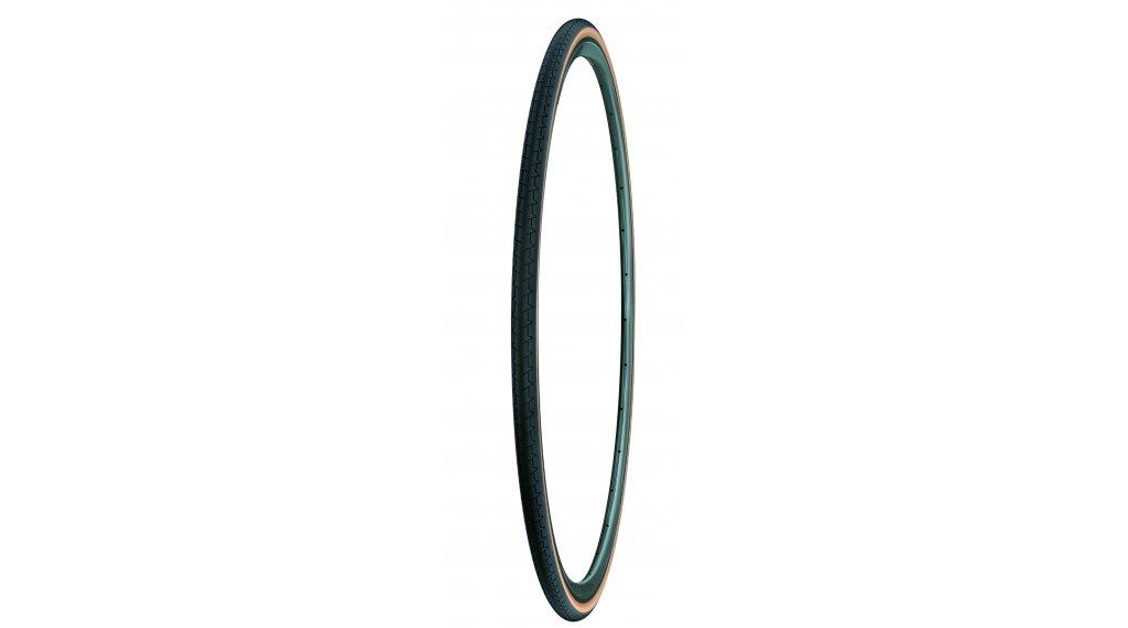 Michelin Dynamic Classic Rennrad Drahtreifen 20-622 (700x20C) schwarz/transparent
