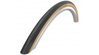 """Schwalbe Lugano 28"""" wire bead tire Active K-Guard Lite-Skin 23-622 (700x23C) Silica-compound classic-skin"""