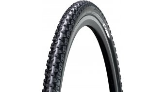 Bontrager CX3 Faltreifen (700x33C) Team Issue Tubeless Ready black