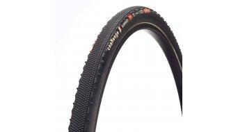 """Challenge Almanzo Pro HCL 28"""" Gravel-Faltreifen 33-622 (700x33C) black/black"""