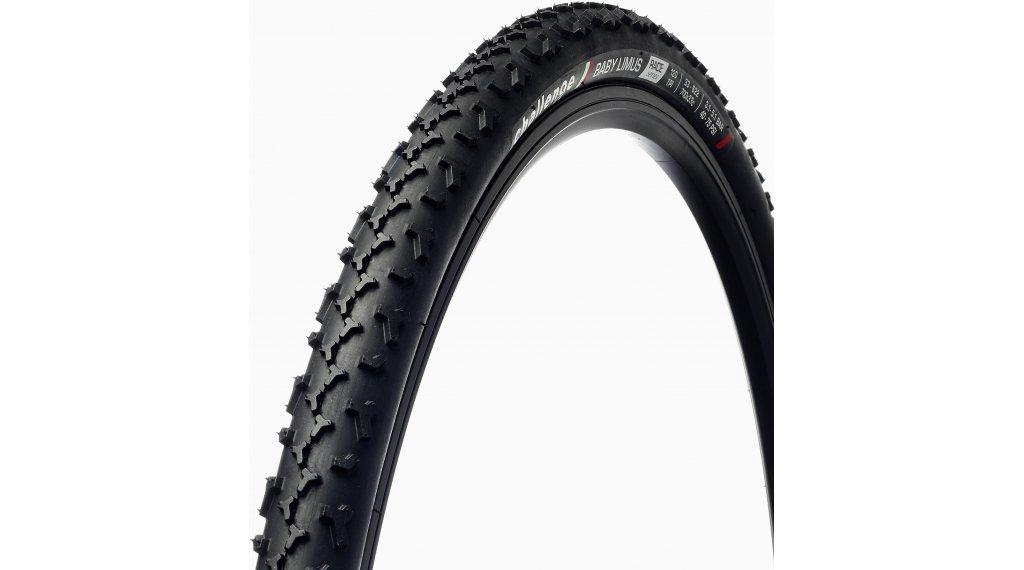 "Challenge Baby Limus Race VCL 28"" Cyclocross-Faltreifen 33-622 (700x33C) black/black"