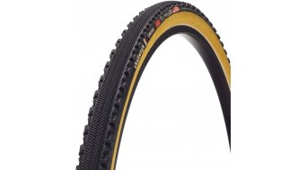 "Challenge Chicane 33 PRO Open Cross 28"" Cyclocross 折叠轮胎 33-622 (700x33C) 黑色/褐色"