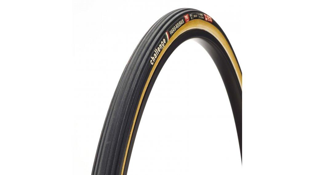 "Challenge Paris Roubaix Pro HCL 28"" Rennrad-Faltreifen 27-622 (700x27C) black/tan"