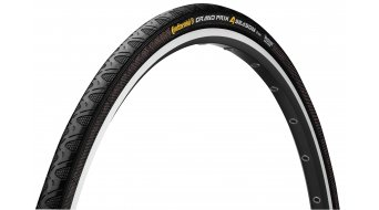"Continental Grand Prix 4-Season 28"" 公路赛车-折叠轮胎 black/black Skin"