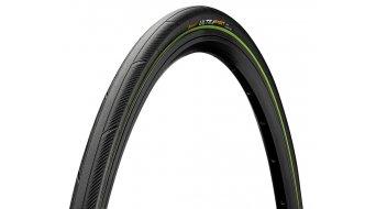 "Continental Ultra Sport III 28"" Performance Rennrad-Faltreifen 25-622 (700x25C) black/green Skin"