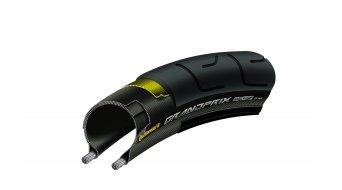 "Continental Grand Prix 28"" PolyX Breaker 公路赛车-折叠轮胎 28-559 (26 x 1 1/8) 黑色/黑色 Skin 3/180tpi BlackChili Compound"