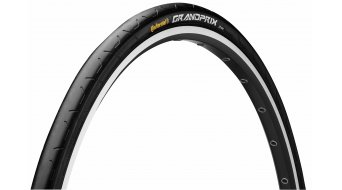 "Continental Grand Prix 28"" road bike-folding tire black/black Skin"