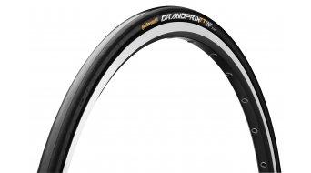 Continental Grand Prix TT VectranBreaker bici da corsa- gomma ripiegabile 23-622 (700x23C) nero 3/330tpi BlackChili Compound
