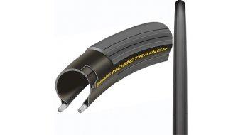 Continental Hometrainer II Hometrainer trainer a rulli- gomma ripiegabile nero 3/180tpi