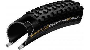 Continental Mountain King CX Performance 28 Faltreifen 35-622 (700x35C) schwarz/schwarz skin