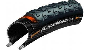Continental Race King CX Performance 28 Faltreifen 35-622 (700x35C) schwarz/schwarz skin