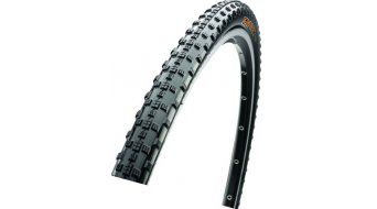 "Maxxis Raze 28"" Cyclocross 折叠轮胎 CX 芳纶 35-622 (700 x 33C) Dual-XC-Compound (60 TPI) 黑色"