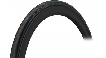 "Pirelli P ZERO Velo 4S 28"" road bike folding tire black/blue"