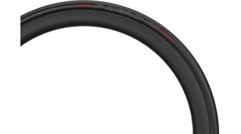 "Pirelli P ZERO Velo TT 28"" 公路赛车 折叠轮胎 23-622 (700x23C) black/red"