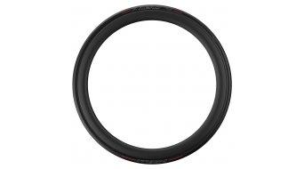 "Pirelli P ZERO Velo TT 28"" 公路赛车 折叠轮胎 25-622 (700x25C) black/red"