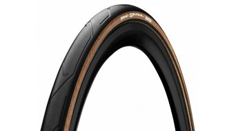 "Continental Grand Prix Urban 28"" Gravel- gomma ripiegabile 35-622 (700x35C) nero/coffee Skin"