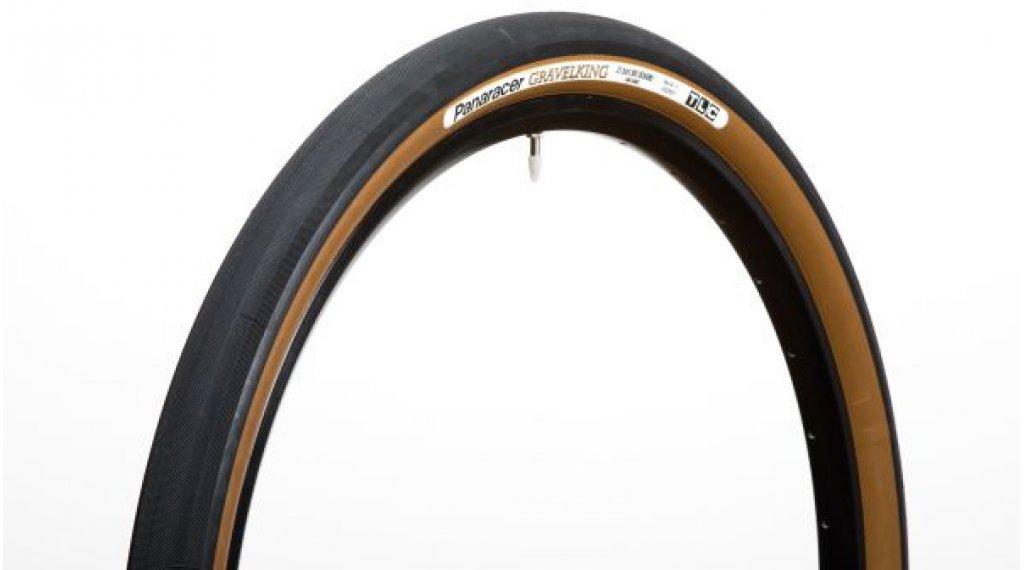 "Panaracer Gravelking Folding Tyre 27.5x1.90/"" Black Bike Cycle Bicycle"