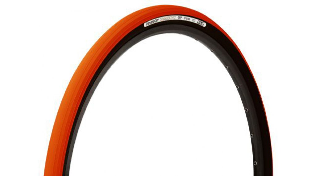 "Panaracer Gravelking Slick 28"" Gravel-Faltreifen 35-622 (700x35C) orange/schwarz"