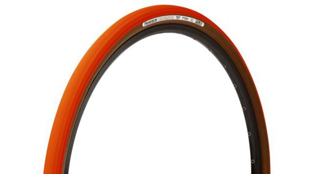"Panaracer Gravelking Slick 28"" Gravel-Faltreifen 35-622 (700x35C) orange/braun"