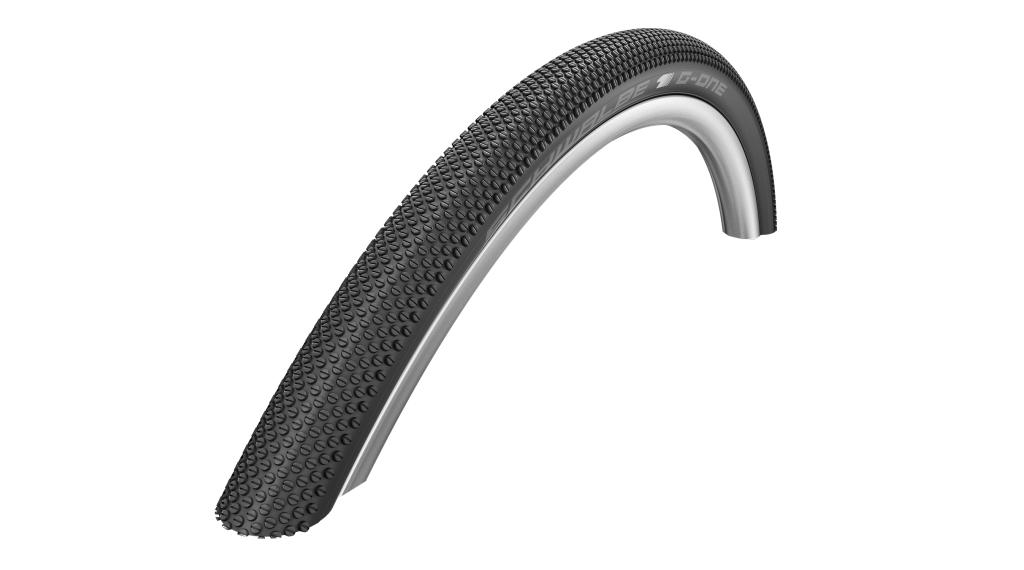 """Schwalbe G-One Allround Evolution 27.5"""" Faltreifen SnakeSkin OneStar 57-584 (27.5x2.25) black"""