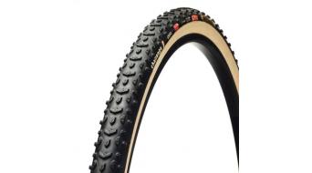 "Challenge Grifo Seta Ultra S HTU 28"" Cyclocross-Schlauchreifen 33-622 (700x33C) black/cream"