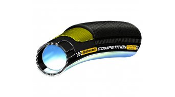 "Continental Competition 28"" VectranBreaker 管胎 (28""x22 mm) 黑色/黑色 Skin 3/180tpi BlackChili Compound"