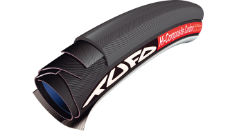 Tufo Hi-Composite carbono 25 Road cubierta tubular 28x25mm 120tpi