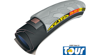 Tufo Elite Ride 23 Road tömlőabroncs 210tpi