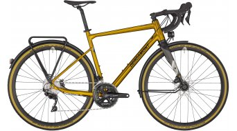 "Bergamont G contour urance RD 7 28"" Gravelbike fiets Gr. mirror orange/black/silver (mat/shiny) model 2020"