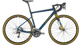 Bergamont Grandurance 4 28 Gravel Komplettrad Gr. 57cm petrol/gold/silver Mod. 2021
