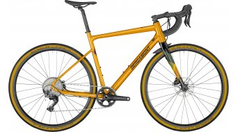 Bergamont G countour urance 8 28 Gravel bike size 55cm dirty tangerine/black/red 2021