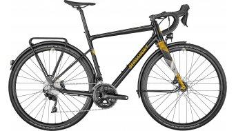 Bergamont Grandurance RD 7 28 Gravel bici completa . nero/oro/argento mod. 2021