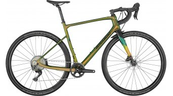 Bergamont G countour urance Elite 28 Gravel bike chameleon gold/green/black 2021