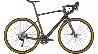 Bergamont G countour urance Expert 28 Gravel bike dark olive/gold/orange 2021