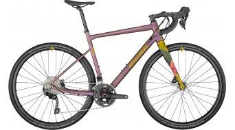 Bergamont Grandurance 6 FMN 28 Gravel komplett kerékpár női Méret 57cm flaky lilca-arany/green/pink 2021 Modell
