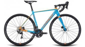"Conway GRV 800 Alu 28"" Gravel Komplettrad Gr. L blue/orange Mod. 2020"