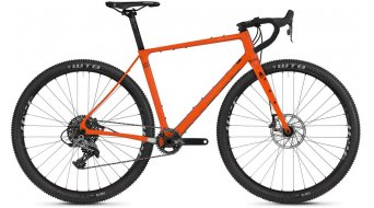"Ghost Fire Road Rage 6.9 LC U 29"" Gravelbike Komplettrad monarch orange/night black Mod. 2020"