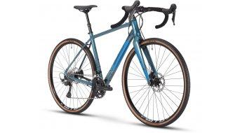 Ghost Road Rage Essential 28 Gravel bike size XS petrol/ocean 2021