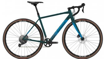 Ghost Road Rage Essential 28 Gravel bike petrol/ocean 2021