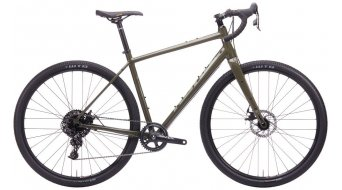 "Kona Libre AL 28"" Gravelbike bici completa tamaño 51cm moss gris/mustard Mod. 2020"