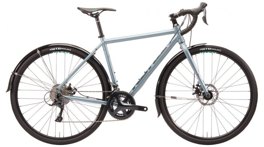 "KONA Rove DL 28"" Gravel bike bike size 56cm metallic silver-gray 2020"