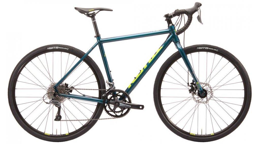"KONA Rove 28"" Gravel bike bike size 52cm slate blue 2020"
