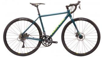 "KONA Rove 28"" Gravel bike bike size 54cm slate blue 2020-Demo Item- scratch on crankARM, frame and gear shifters"
