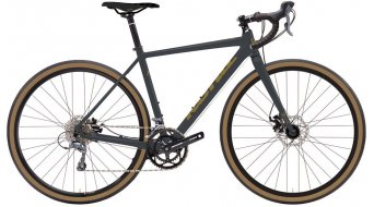 KONA Rove NRB SE 27.5 Gravel bike grey 2021