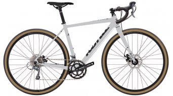 KONA Rove AL DL SE 28 Gravel bike gloss cool silver 2021