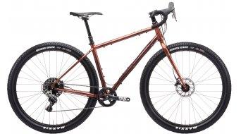 Kona Sutra ULTD 29 Gravel Komplettrad Gr. 58cm gloss prism rust-purple Mod. 2021