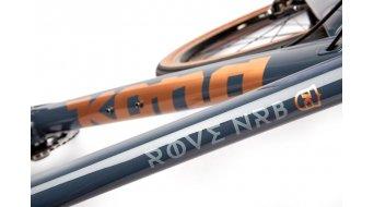 Kona Rove NRB 650 Gravelbike 整车 型号 46 charcoal blue 款型 2019