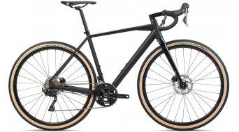 Orbea Terra H40 28 Gravel bici completa mis. M matte gloss nero mod. 2021