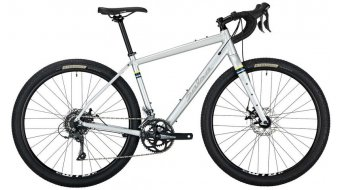 "Salsa Journeyman Claris All-Road 27.5""/650B Gravel bike bike gray 2020"