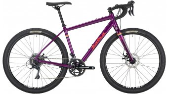 "Salsa Journeyman Sora All-Road 27.5"" / 650B Gravelbike Komplettrad purple Mod. 2020"